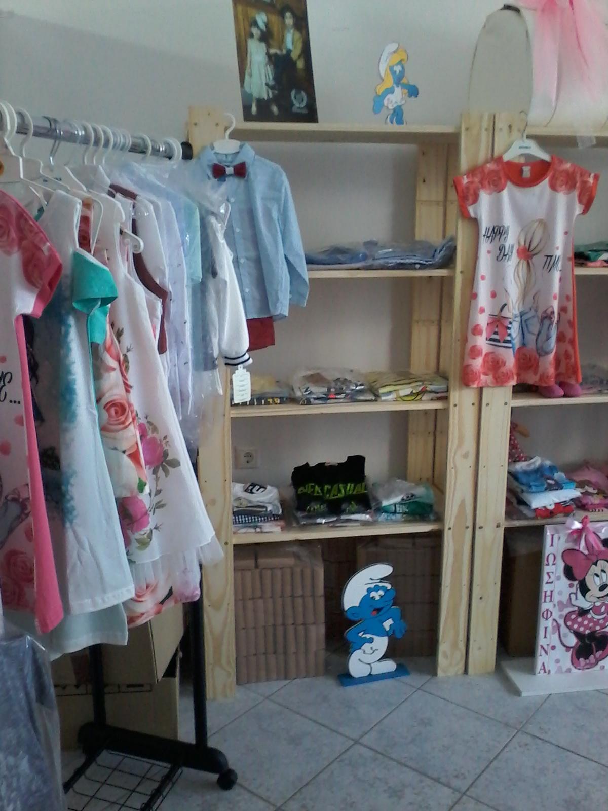 41be08f8abe Τήνος: Οικονομικές τιμές σε παιδικά ρούχα στο