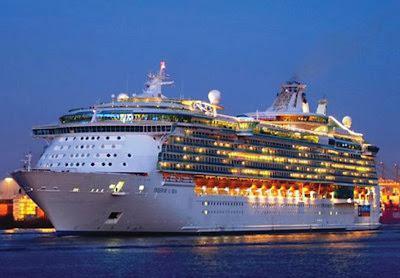 Viagem de navio - qual escolher?