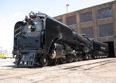 Steam Locomotives: History