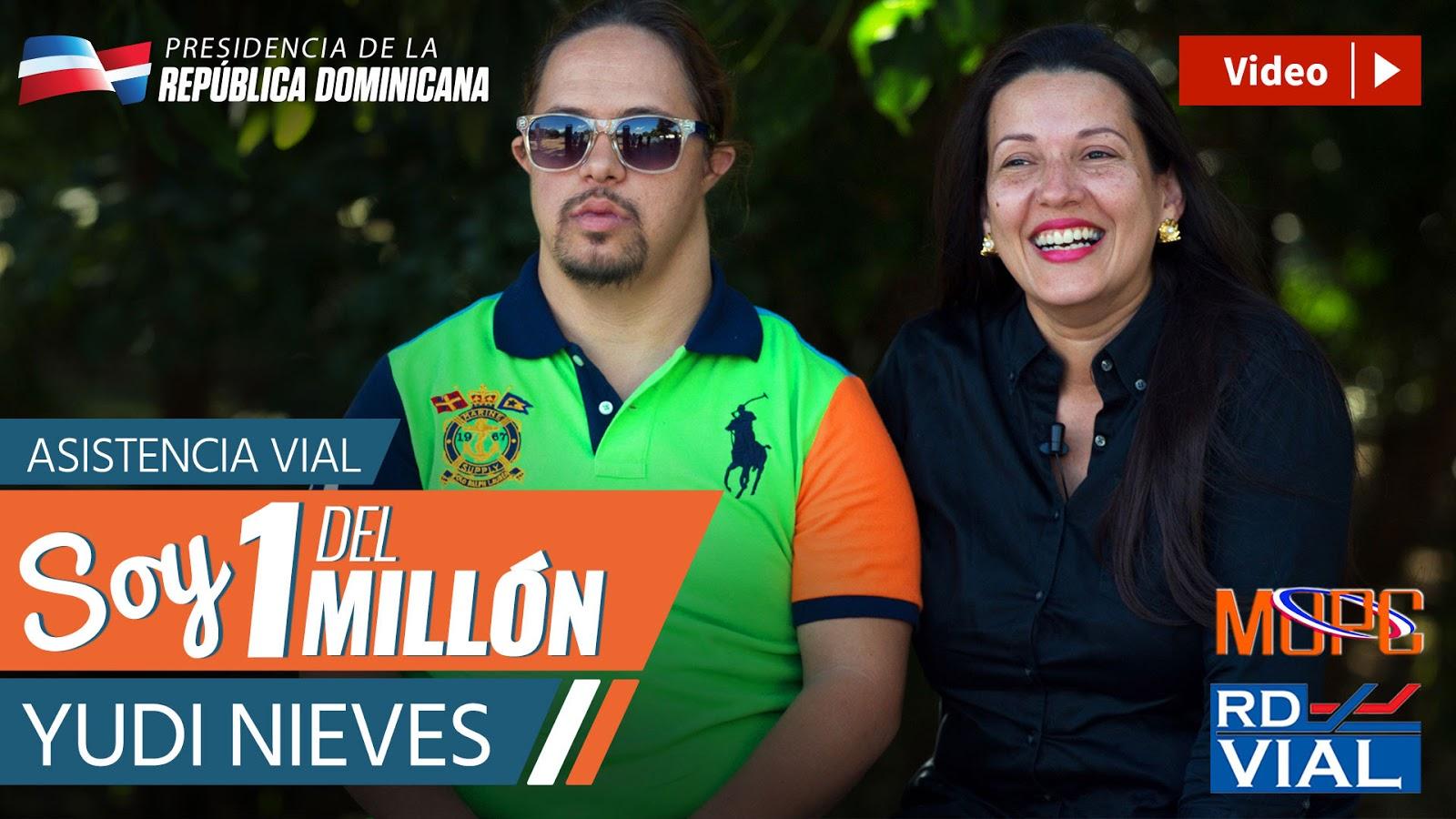 VIDEO: Soy 1 del millón. Yudi Nieves