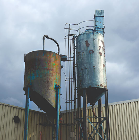 urban photography, industrial, contemporary photography, industry, urban photo, urban decay, Sam Freek,