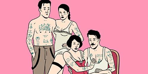 prostitutas en badajoz tatuajes de criminales y prostitutas libro
