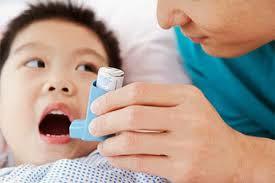 Bệnh hen phế quản ở trẻ