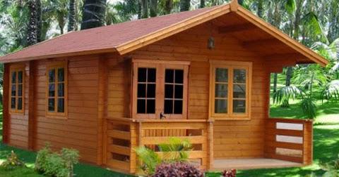 36+ konsep desain rumah toko kayu