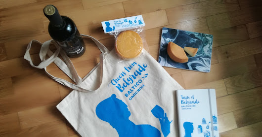 ::: Straight from the press ::: Omicron Baltico goodie bag