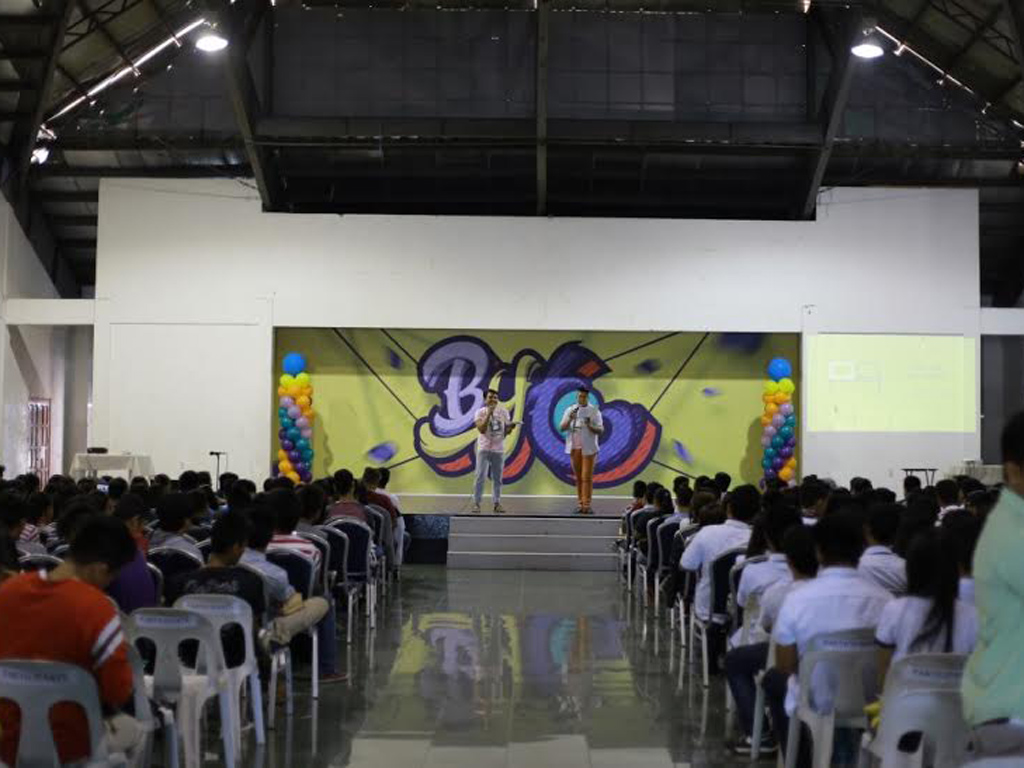 Power Mac Center supported the 2nd Bicol Youth Technology Expo (BYTE)
