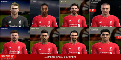 Facepack Liverpool 2016 Pes 2013