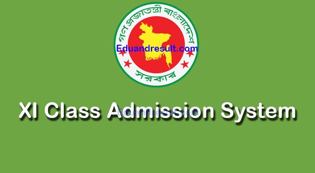 Www Xiclassadmission Gov BD, HSC Admission 2019, HSC Admission Result 2019