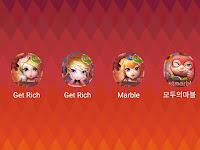 LINE Get Rich Clone v1.8.1 Indo, Jepang v1.8.1, Taiwan v1.8.1, Korea v1.9.76 Update Terbaru