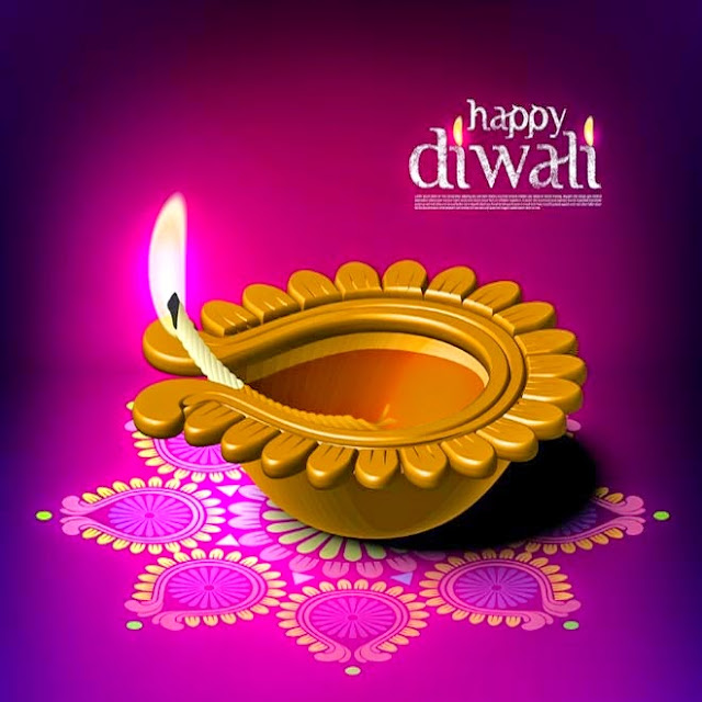 Happy Diwali 2015 Vector Art HD Images