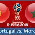 #WorldCup: Portugal VS Morocco (Watch Here)