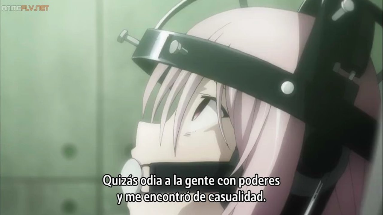 ChaoS Child cap 6 Sub Español