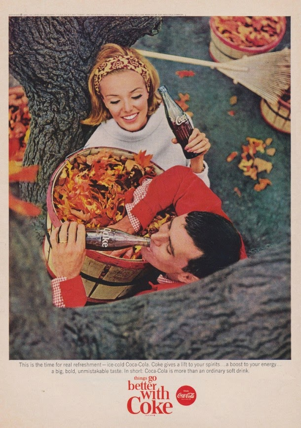 Coca Cola Magazine Ads From 1960s Vintage Everyday