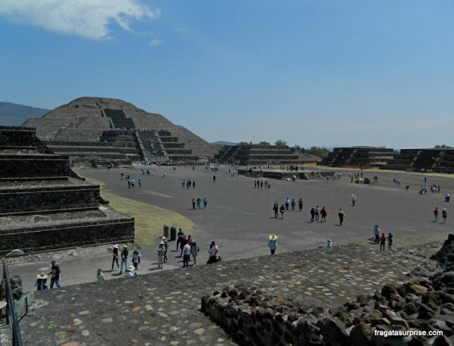 Pirâmide da Lua, Teotihuacán