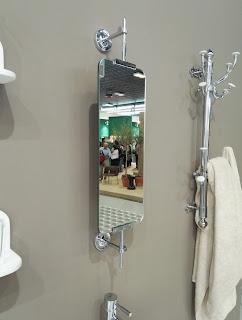 espejo giratorio pequeño para baño