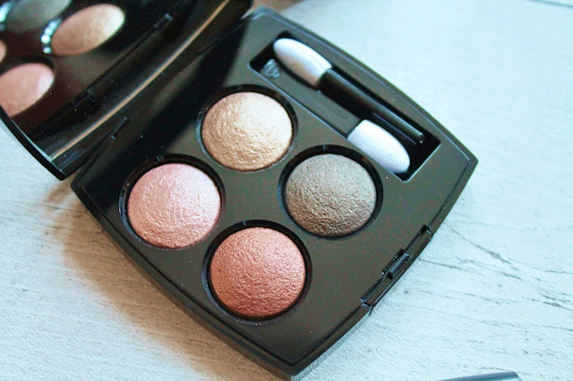 Chanel Les 4 Ombres Codes Subtils Review
