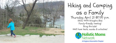 Hiking and Camping as a Family Holistic Moms Arlington Alexandria