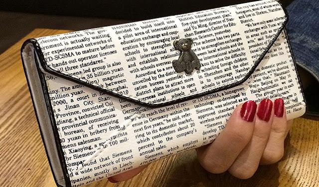 cara membuat kerajinan dari koran gulung