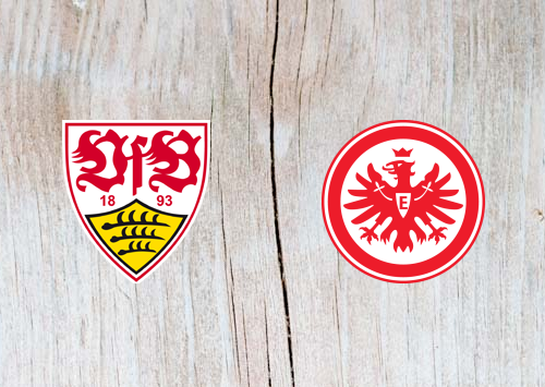 VfB Stuttgart vs Eintracht Frankfurt 02 November 2018