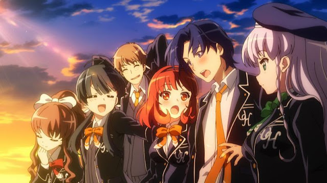In Search of the Lost Future (Ushinawareta Mirai wo Motomete) - Best Time Travel Anime List