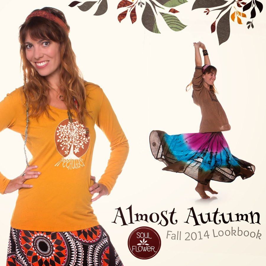 fb almostautumn - Almost Autumn: Soul Flower's Early Fall Lookbook