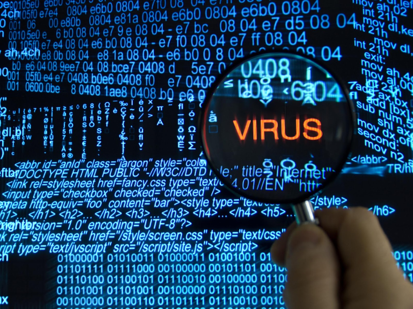 Learn How to Create a Real virus for Windows in just 1 minute.