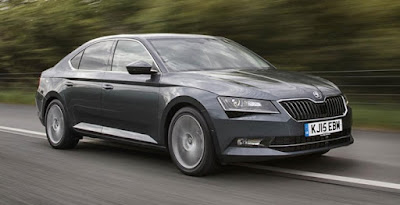 Skoda Superb 1.6 TDi (120 HP) Araba İnceleme