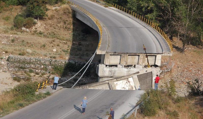 Διευκρινίσεις της Περιφέρειας ΑΜ-Θ για την ανακοίνωση της Ν.Ε. Ροδόπης του ΣΥΡΙΖΑ για τη γέφυρα Κομψάτου