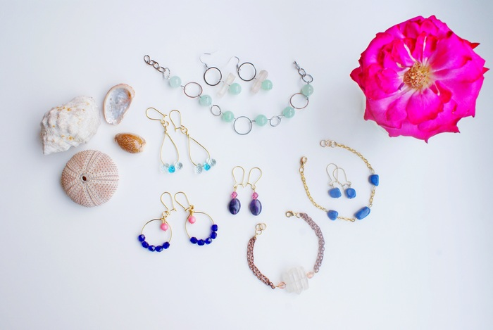 bohemian jewelry jewels gioielli handmade