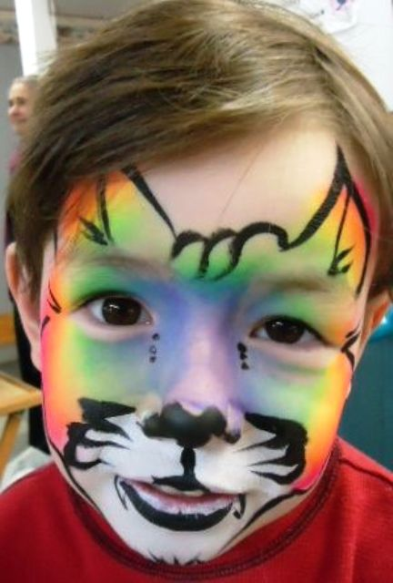 Images Of Face Painting