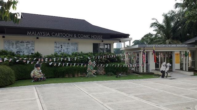 Rumah Kartun & Komik Malaysia
