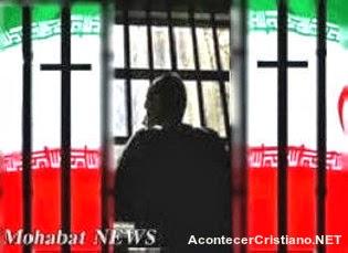Cristiano preso en Irán por convertirse al cristianismo