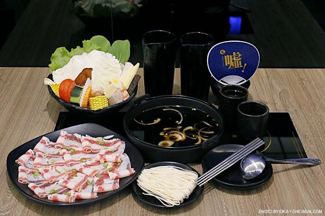 MG 4358 - 熱血採訪│海鮮控和肉肉控都瘋狂!就算痛風也要來吃拾鑶私藏鍋物,還有商業午餐只要188元起!