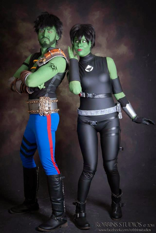 She and He Hulk
