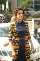 Taapsee Pannu looks super cute at United colors of Benetton standalone store launch at Banjara Hills ~  Exclusive Celebrities Galleries 083.JPG