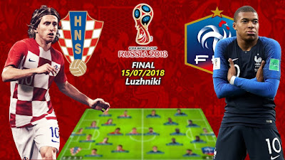 How to watch 2018 FIFA World Cup Final Live Streaming