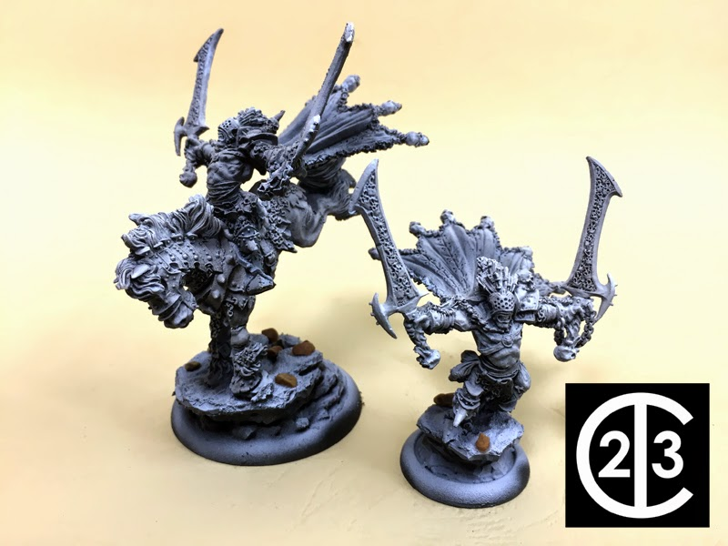 Privateer Press Warmachine and Hordes Unboxing and Reviewsphoto