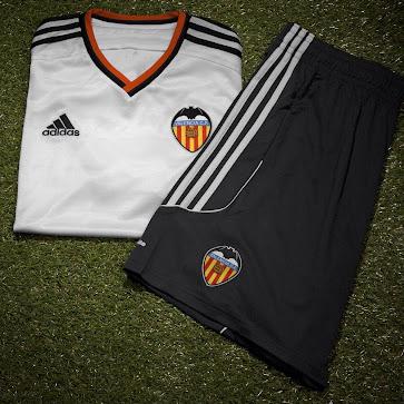 brand new 1c968 bdbf6 New Valencia Headlines 14-15 Kits - Adidas Footy ideal ...