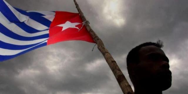 Bendera separatis Papua Merdeka, Bintang Kejora