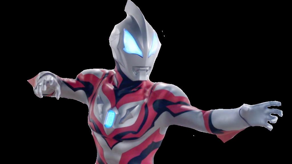 Ultraman Zero New Form Ultraman Geed - Monste...