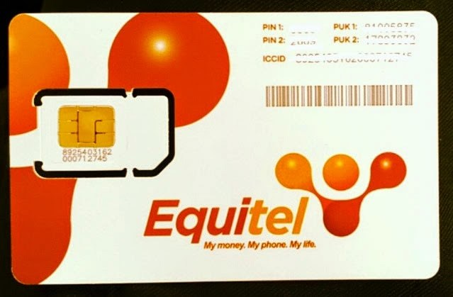 How To Send Money To Either M-Pesa, Airtel or Orange Money With Equitel
