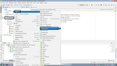 program sederhana android studio