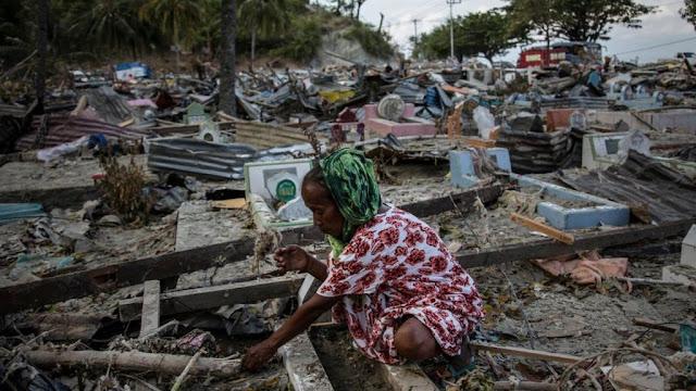 Cerita Mistis Sehari sebelum Gempa Palu, 7 Orang Tua Aneh Sudah Berikan Peringatan