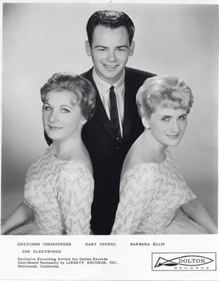 Let´s Keep the 50´s Spirit Alive!: April 13, 1959 - The Fleetwoods