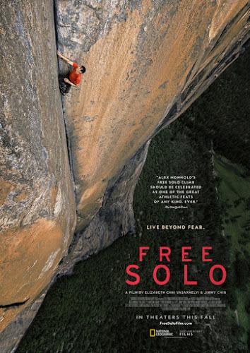 Free Solo (BRRip 720p Ingles Subtitulada) (2018)