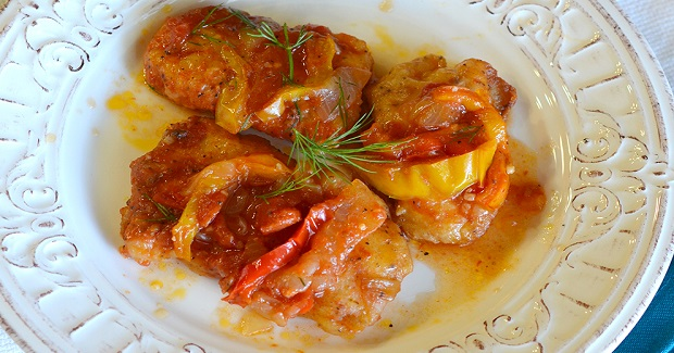 White Fish And Vegetable Casserole Recipe