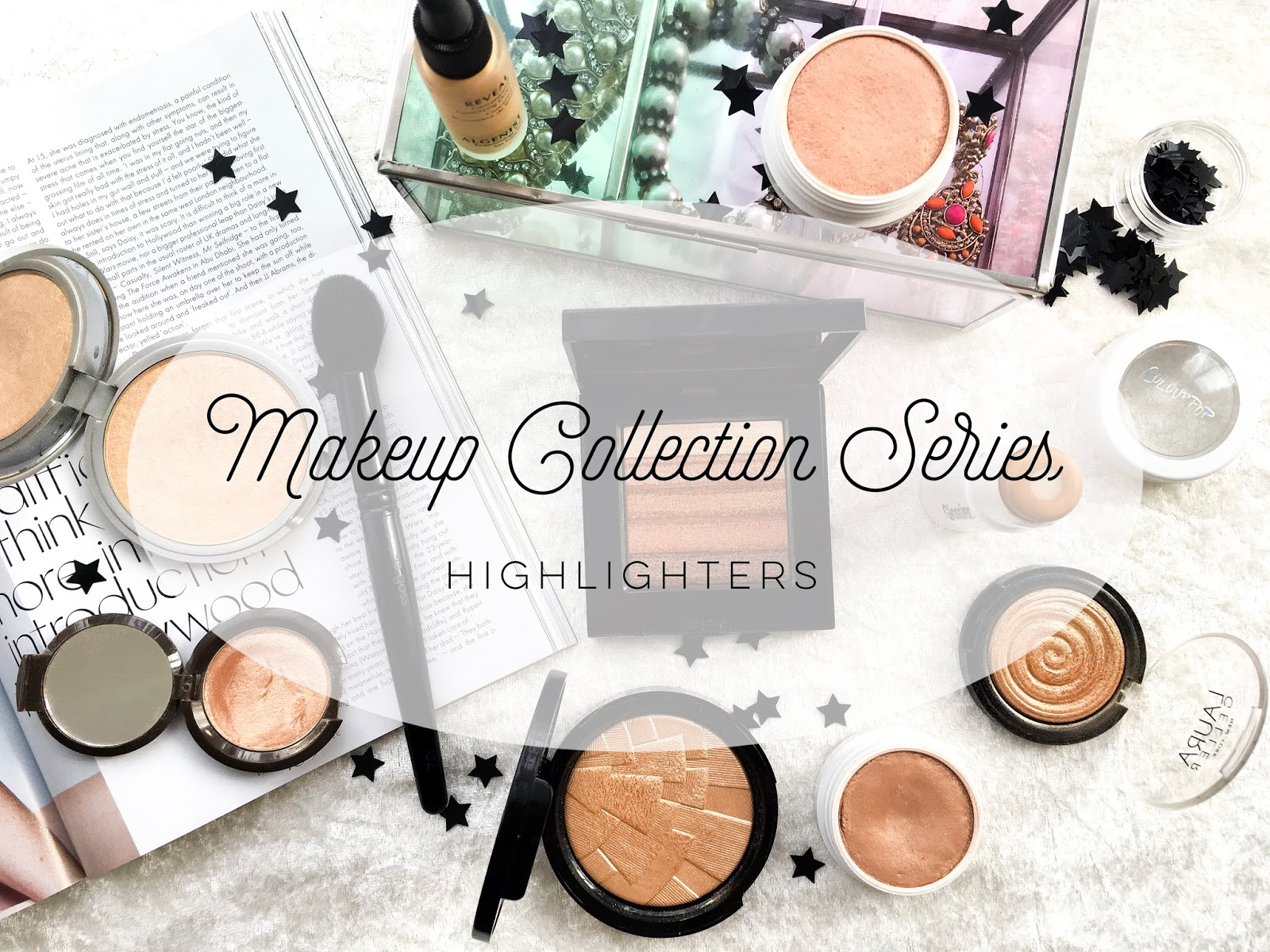 makeup collection series ummbaby beauty highlighters