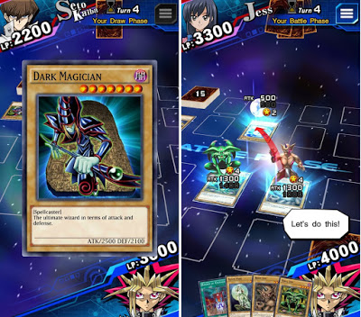 Yu-Gi-Oh! Duel Links Mod Apk Latest