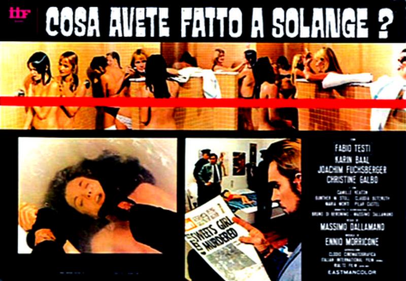 Mais quavez-vous fait à Solange ? - Massimo Dallamano