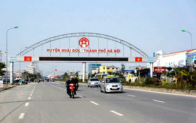 Huyện Hoài Đức TP Hà Nội